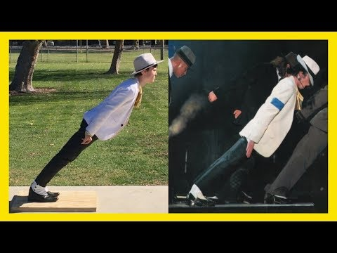 Xxx Mp4 How To Do The Smooth Criminal Lean Like Michael Jackson DETAILED Tutorial 3gp Sex