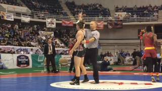 State wrestling: Thrill of victory