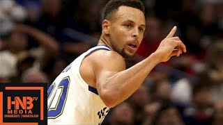 Golden State Warriors vs Chicago Bulls Full Game Highlights / Week 6 / 2017 NBA Season