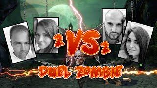 Spéciale Couple : MrLEV12 et PinkGeek VS Belogoal et Johanna #2