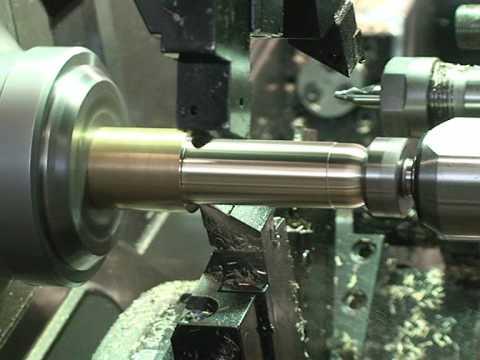 Torno Automático CNC TRAUB TNL 26