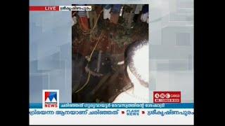 palakkad sreekrishnapuram - elephant death