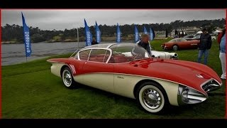 Incredible Concept Cars From the 1950s