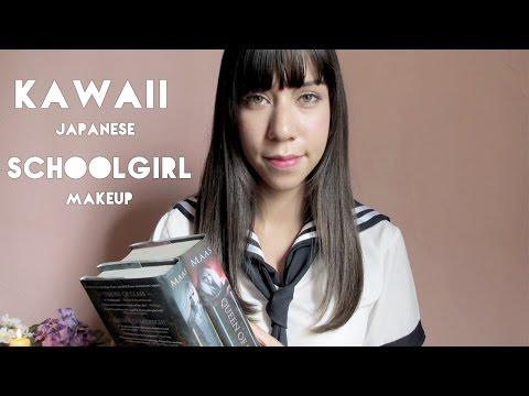 Xxx Mp4 Kawaii Japanese Schoolgirl Makeup Tutorial 3gp Sex