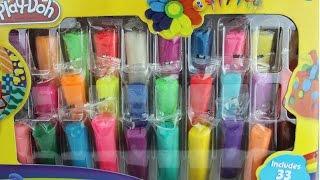 Plastilina Play Doh Caja de Muchos Colores-Play-Doh Rainbow Colors|Mundo de Juguetes