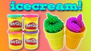 How to make EPIC play doh icecream, full movie 4 your baby (funny SC4K HD video for iPhone)