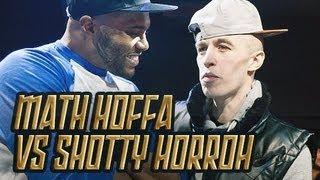 MATH HOFFA VS SHOTTY HORROH | Don't Flop Rap Battle