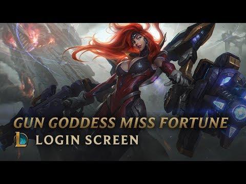 Xxx Mp4 Gun Goddess Miss Fortune Login Screen League Of Legends 3gp Sex