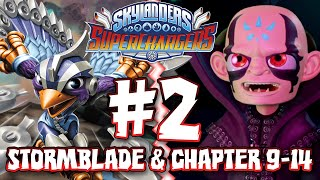 Skylanders Superchargers - Part 2: StormBlade & Chapters 9-14