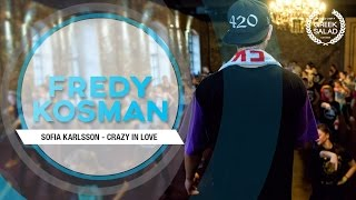 GREEK SALAD made by Fredy Kosman'15 [Sofia Karlsson - Crazy in Love]
