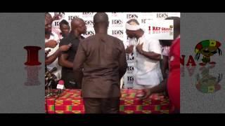 Bukom Banku & Ayitey Powers Exchange Heated Words