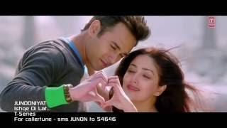Ishqe Di Lat Video Song - Junooniyat with Arabic Subtitle مترجم بالعربية