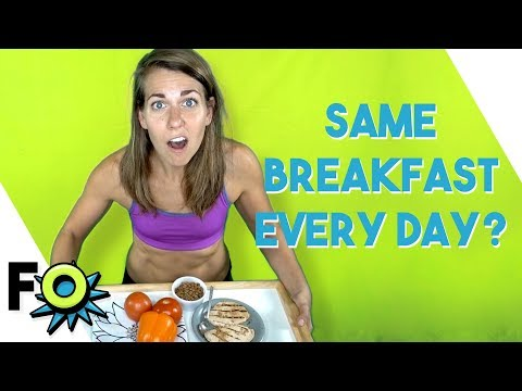 Xxx Mp4 Why I Eat The Same Breakfast Every Day Fitness Outrageous Ep 1 3gp Sex