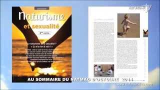 Vidéo Naturisme TV - Natmag 32 - Octobre 2014 - La bande-annonce