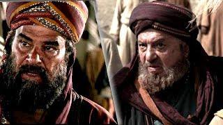 اغرب من الخيال ماذا فعل جبريل عليه السلام مع الرجل الذي ذهب ليضع قدمه على رأس النبي محمد وهو ساجد