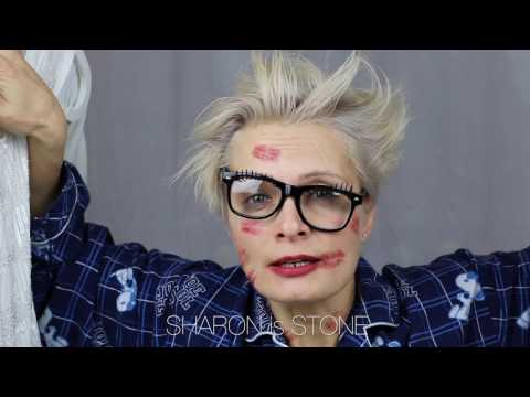 NAX Pub Waffleloup avec Sharon Stone Parodie