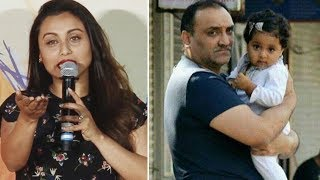 Rani Mukerji TROLLS a reporter @Hichki Trailer Launch