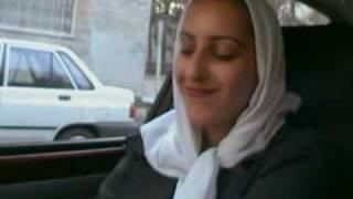 Bald woman in Iranian cinema