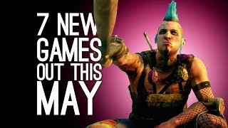 7 New Games Out in May 2019 for PS4, Xbox One, PC, Switch
