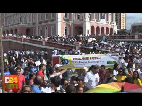 Xxx Mp4 Caminhada De Enfrentamento A Exploração Sexual Em Manaus Atrai Multidão 3gp Sex