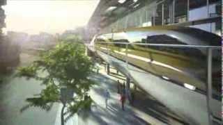 LRT animation