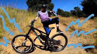 Bringing the Bronson Back to Life   Mountain Biking with Paul the Punter