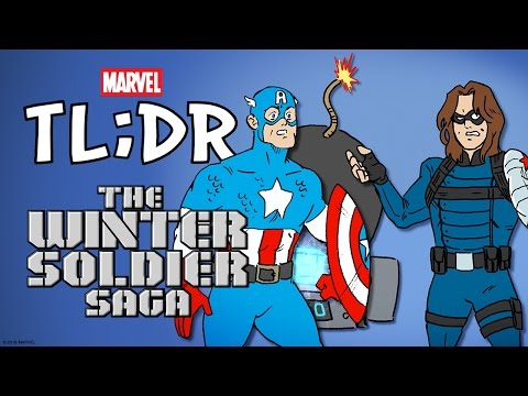 What is The Winter Soldier Saga?