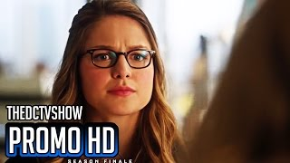 Supergirl 2x22 Extended Promo