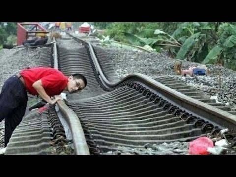 The worst rail journey in the