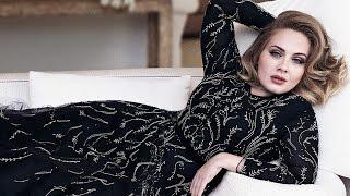 Adele Talks Post-Partum Depression & NOT Shaving In Vanity Fair