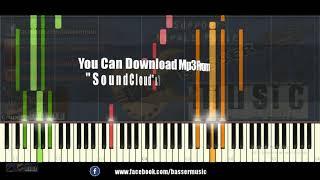 Phoolko Aankhama - Instrumental Version | Piano Tutorial/Lesson/Notes | BasserMusic