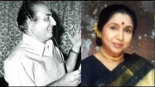 RAFI & ASHA-Film:LACHAK:(1951)-Dil Ko Woh Chedti Hai Tamana Tumhi To Ho-[Rarest Gem-78 RPM AUDIO]