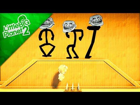 LittleBigPlanet 2 Troll World