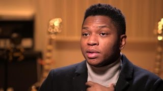 Grammy-nominated artist Gallant on rise to fame