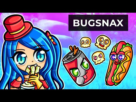 I m in LOVE with Bugsnax