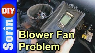 Blower Fan Problem - Not Working On Speeds 1,2,3 (Seat Leon 1m / Toledo 2)