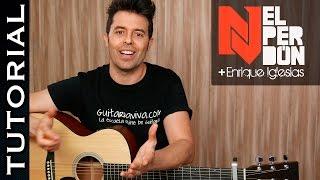 Cómo tocar EL PERDÓN Nicky Jam Enrique Iglesias en guitarra