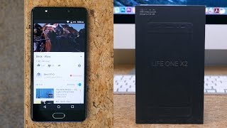 BLU Life One X2 Unboxing and First Look