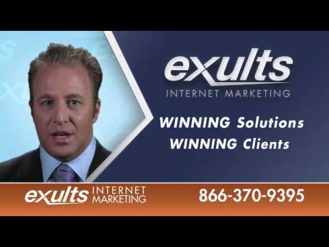 Exults - Internet Marketing Commercial LeBron Ending
