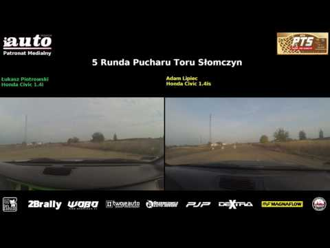 5 Runda Pucharu Toru Słomczyn - Head to Head, Honda vs Honda:)
