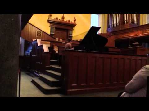 Emily Blair performs The Elf and the Fairy by Benton
