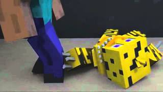 Five Nights at Freddy's Minecraft Animation  Survive The Night SFM FNAF Song