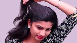 Easy Self hairstyles 2018 | Everyday Hairstyles | hair style girl | Party hairstyles | Hairstyles