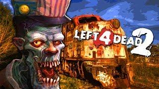Zombie Train Station (Left 4 Dead 2 Zombies Mod)