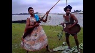 Bangla comedy song Lungi Dance