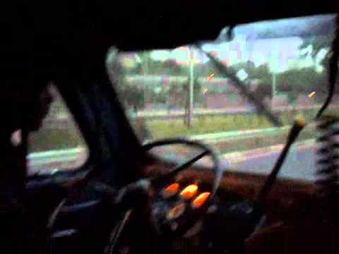 dirigindo FNM a noite