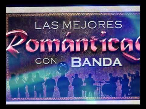 LAS MEJORES ROMANTICAS CON BANDA MIX 2012 DJFREYZER