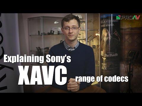 Xxx Mp4 Explaining Sony39s XAVC Codec39s XAVCI XAVCL And XAVCS 3gp Sex