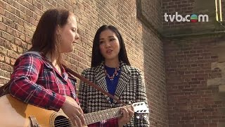 殭 - 謝安琪荷蘭被偷拍 (TVB)