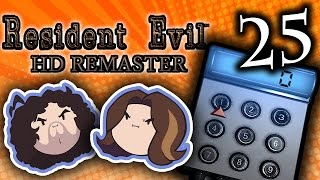 Resident Evil HD: Password? - PART 25 - Game Grumps